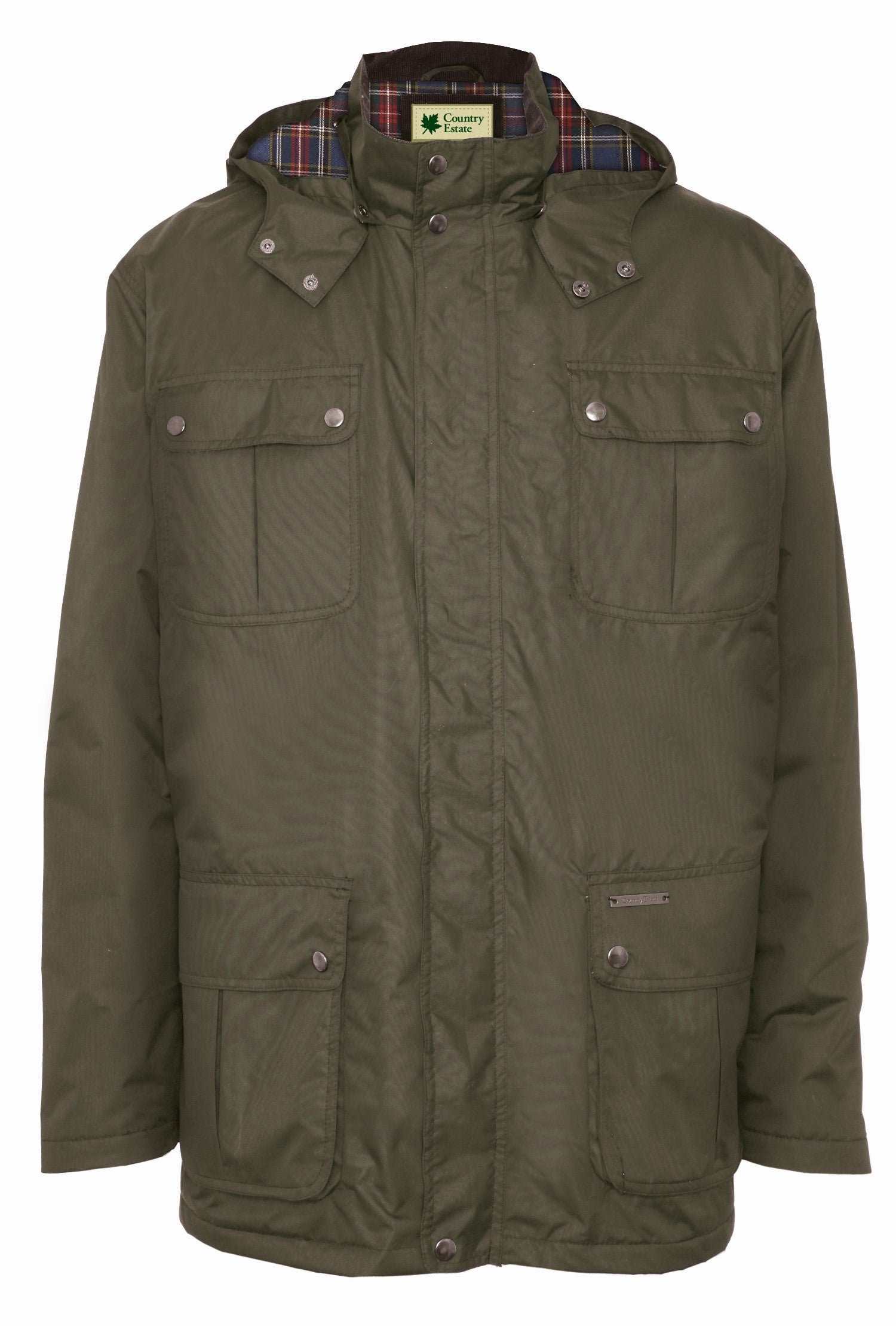Champion Balmoral Waterproof Jacket | Olive