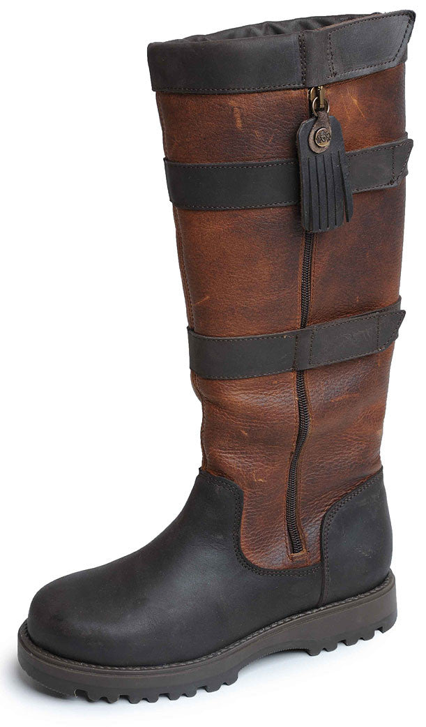 Catesby Blenheim Ladies Leather Country Boot