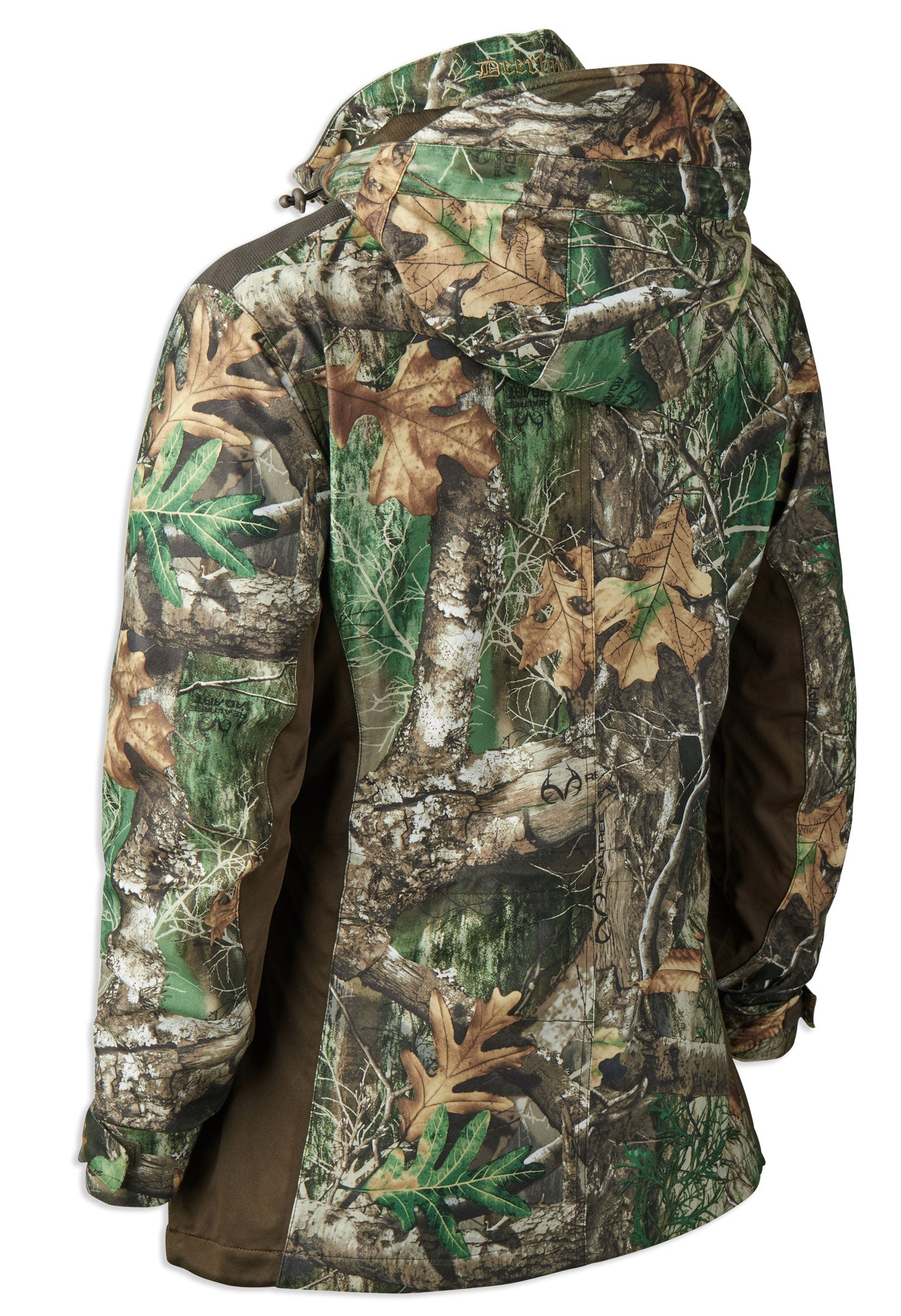 Rear View Deerhunter Lady Christine Jacket | Adapt Camouflage