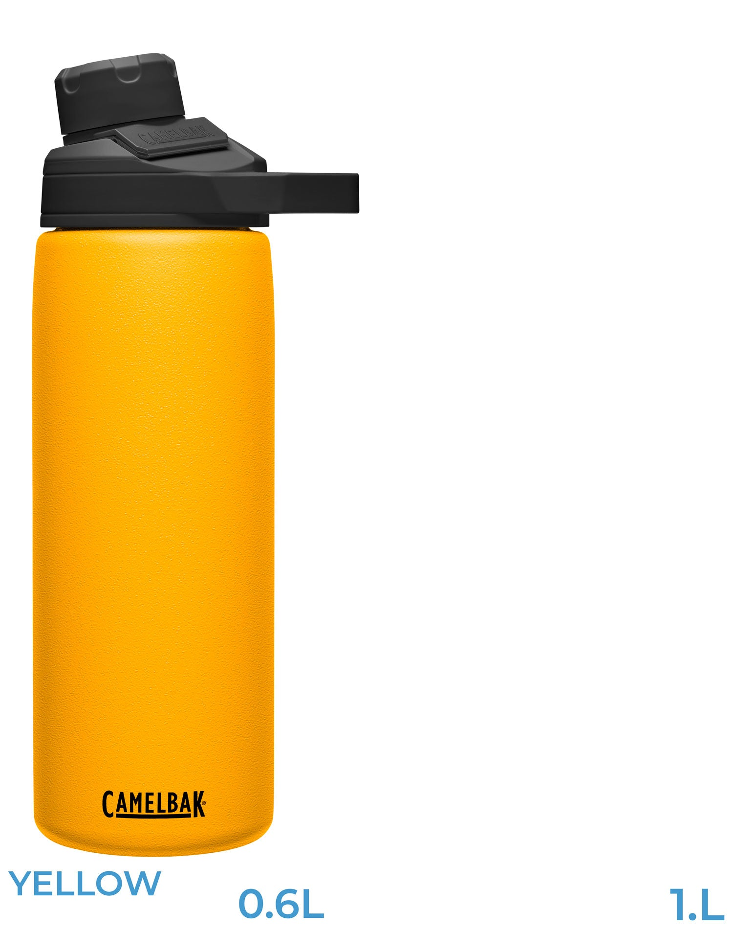 Yellow 0.6 litres CamelBak Chute Vacuum Insulated Bottle