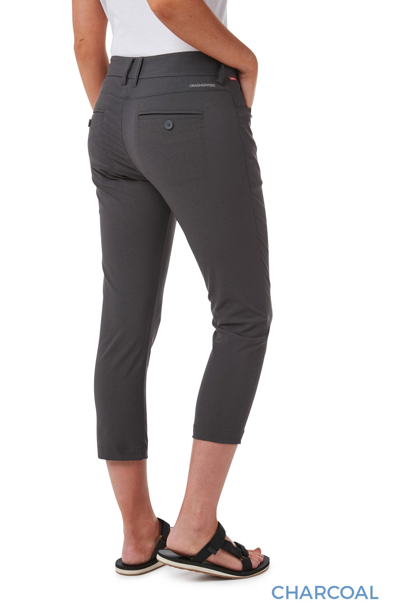 Craghoppers NosiLife Clara Crop Trousers