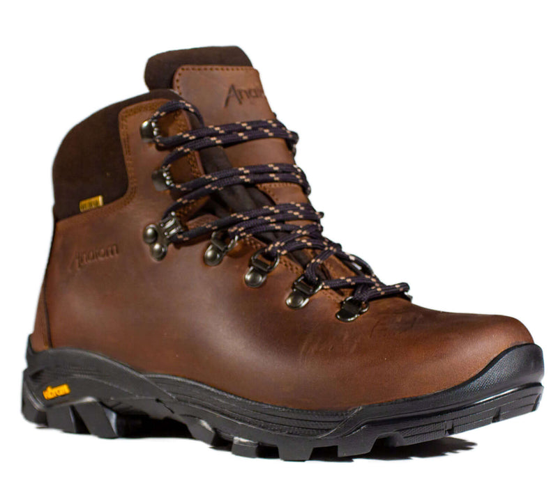Anatom Q2 Classic Leather Hiking Boots