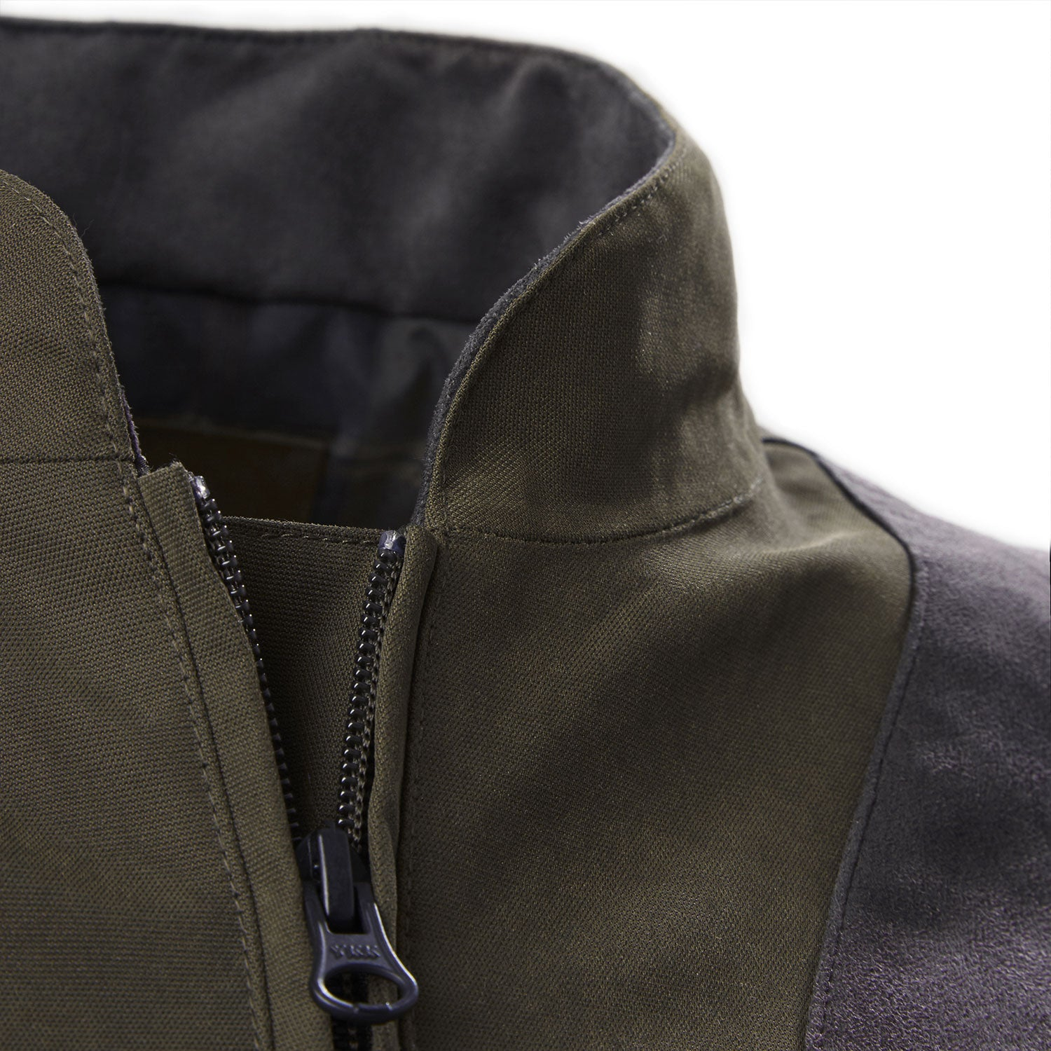 Collar detail Musto Montrose BR1 Jacket
