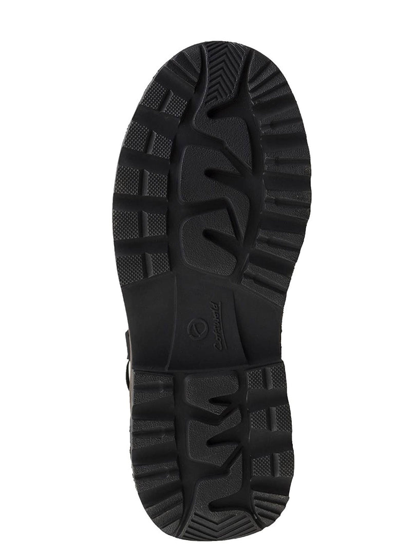 Black Gripping enhanced sole