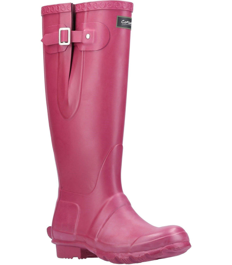 Berry side buckle Cotswold Windsor Buckle Strap Rubber Wellingtons