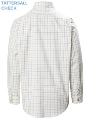 Tattersall check Classic Button Down Country Shirt by Musto