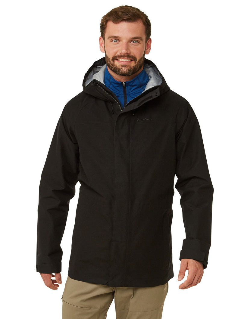 Gore tex jacket Black