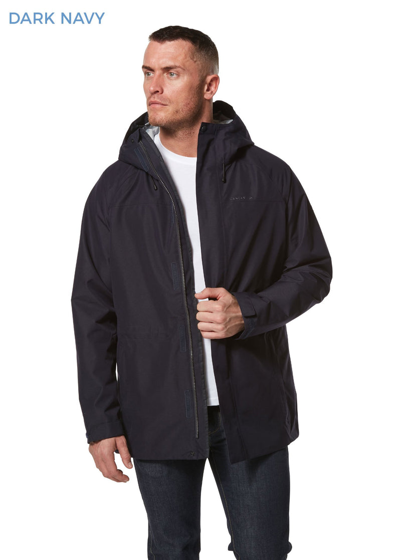 Navy Gore Tex Waterproof