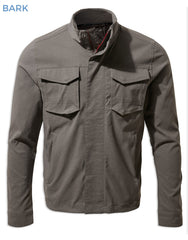 Craghoppers NosiLife Edmund Jacket | Bark