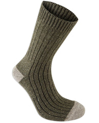 Moss Green Craghoppers Glencoe Walking Socks