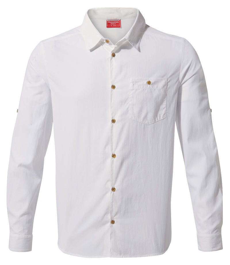 Craghoppers NosiLife Nuoro Long Sleeve Shirt - Hollands Country Clothing