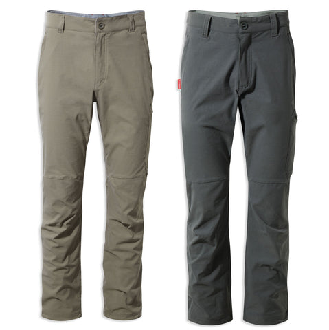 Craghoppers NosiLife Pro Trousers in Pebble and Elephant