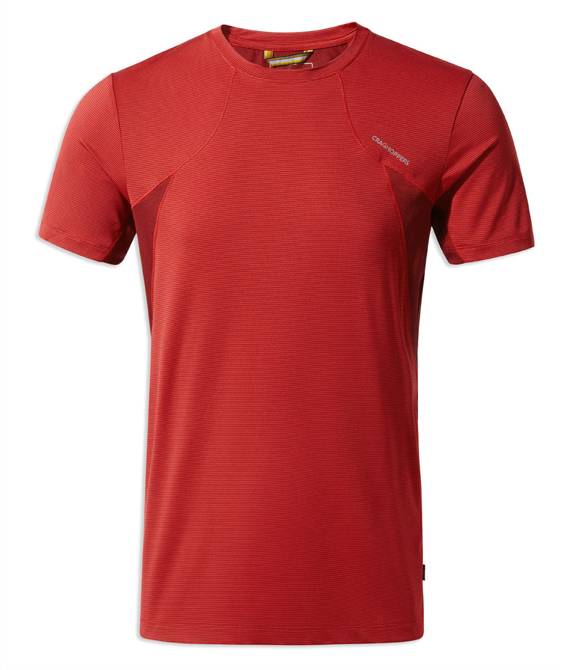 Firth Red Craghoppers Fusion T-Shirt