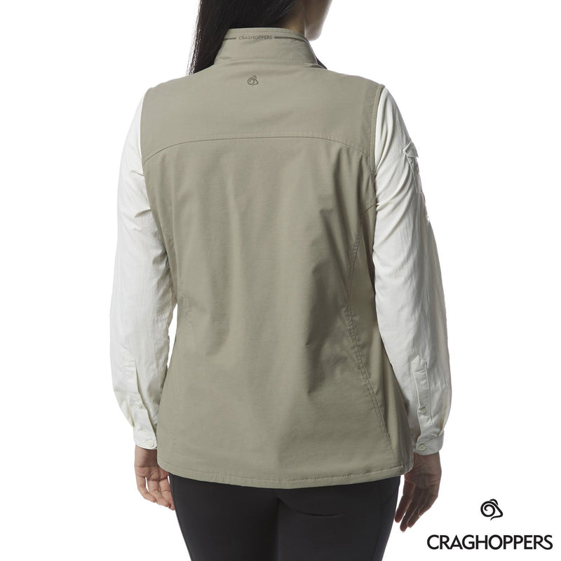 Back View Craghoppers NosiLife Allegra Ladies Gilet