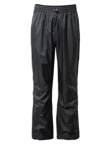 Craghoppers Ascent Waterproof Over Trousers Black