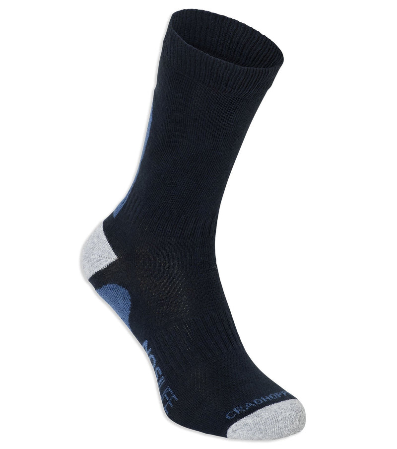 Craghoppers NosiLife Adventure Socks | Navy