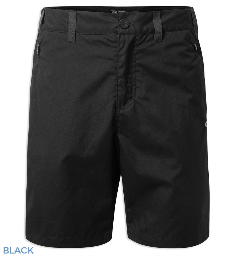 Craghoppers Kiwi Shorts Black