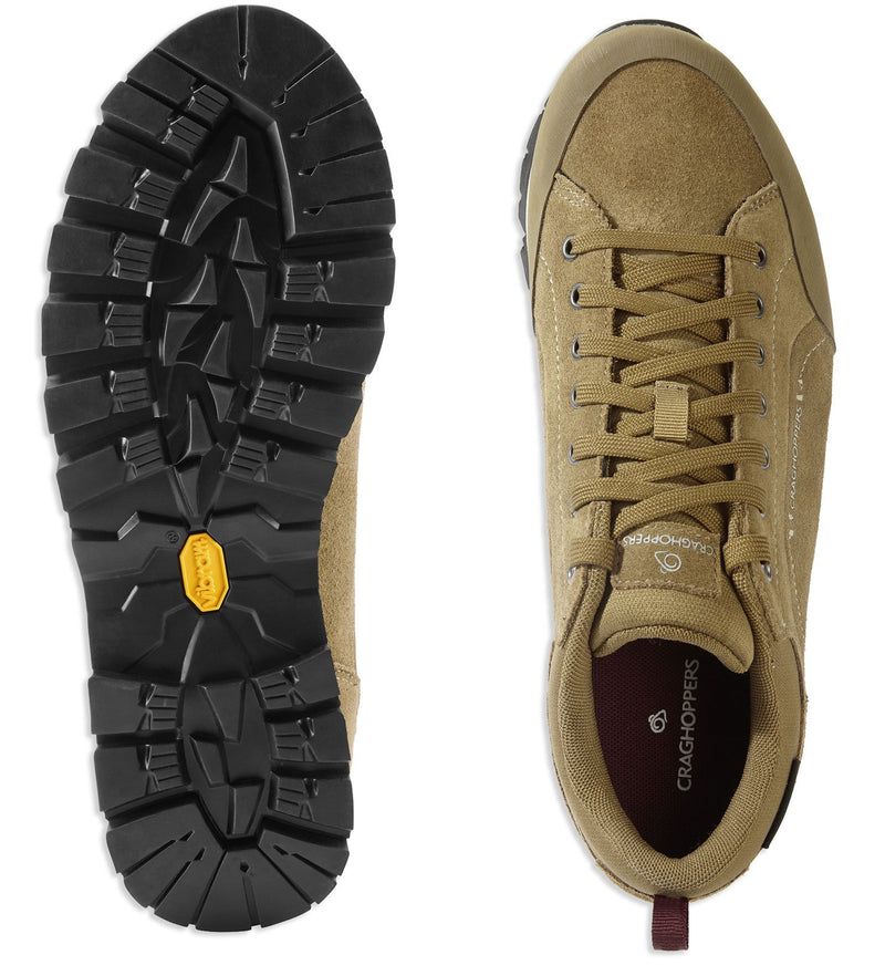 Craghoppers Onega Trekking Shoe Upper and Vibram Sole