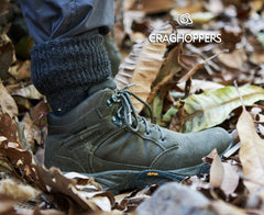 Unisex trail boot from Craghoppers