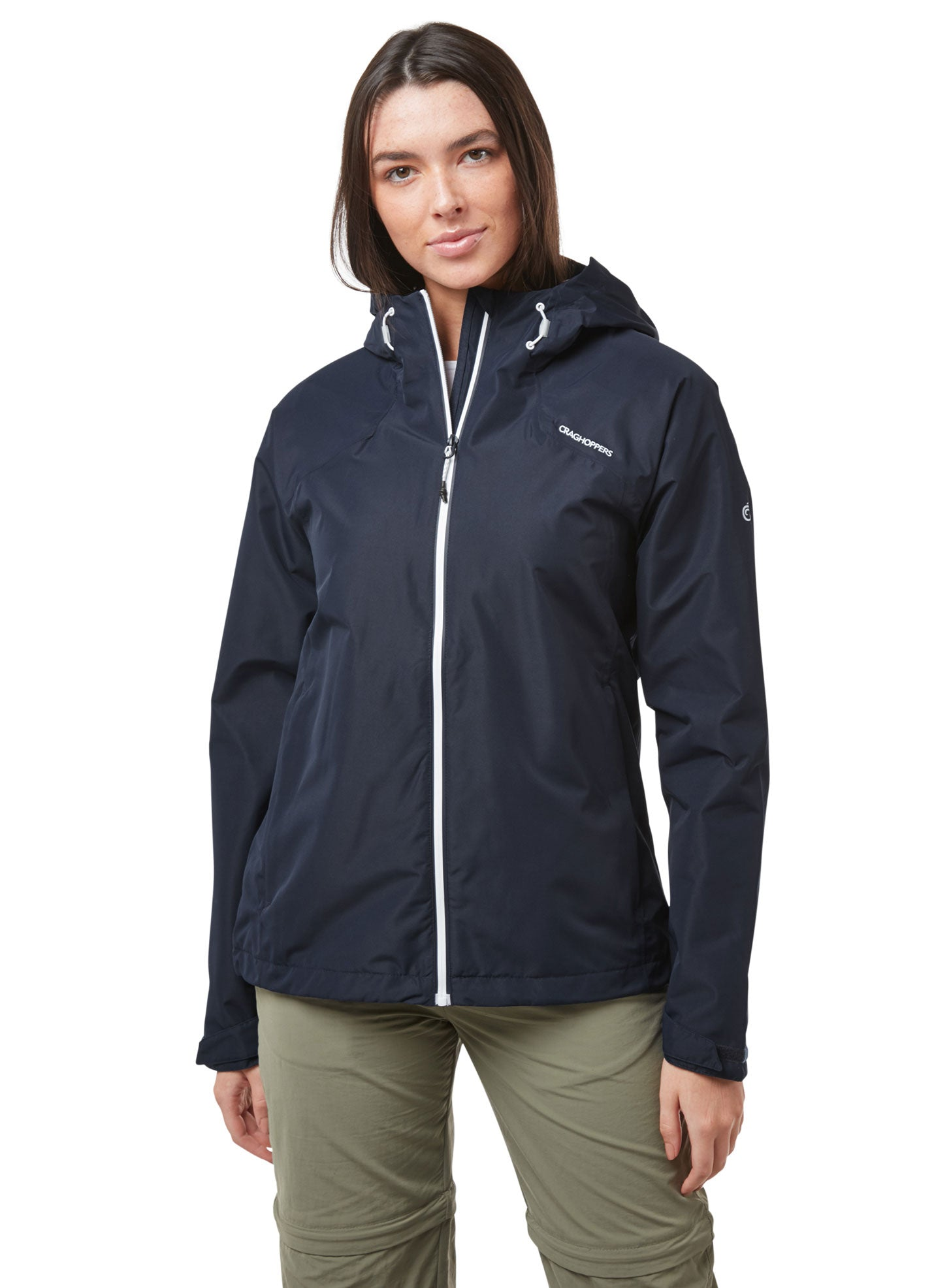 NAvy Toscana Ladies Jacket by Craghoppers