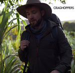 Jungle Vitor NosiLife Travel Hoodie by Craghoppers