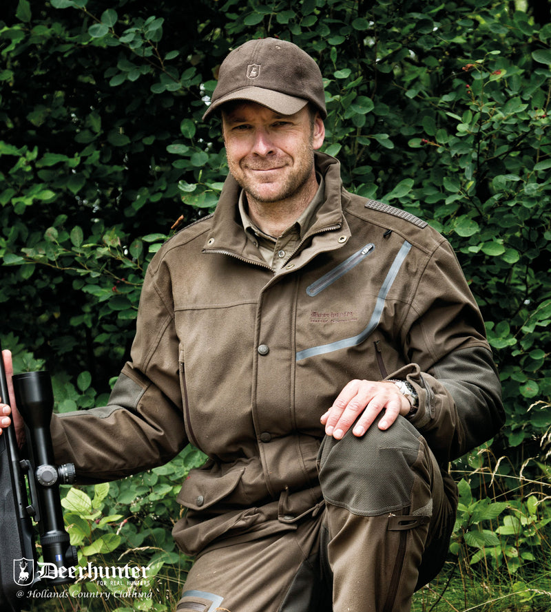 Shooting jacekt Cumberland Pro Performance Jacket by Deerhunter