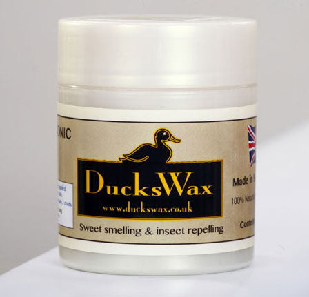 DucksWax Leather Protection & Waterproofing