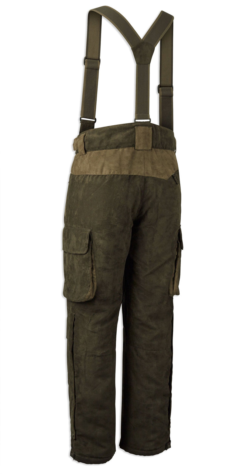 Back View Deerhunter Deer Winter Trousers