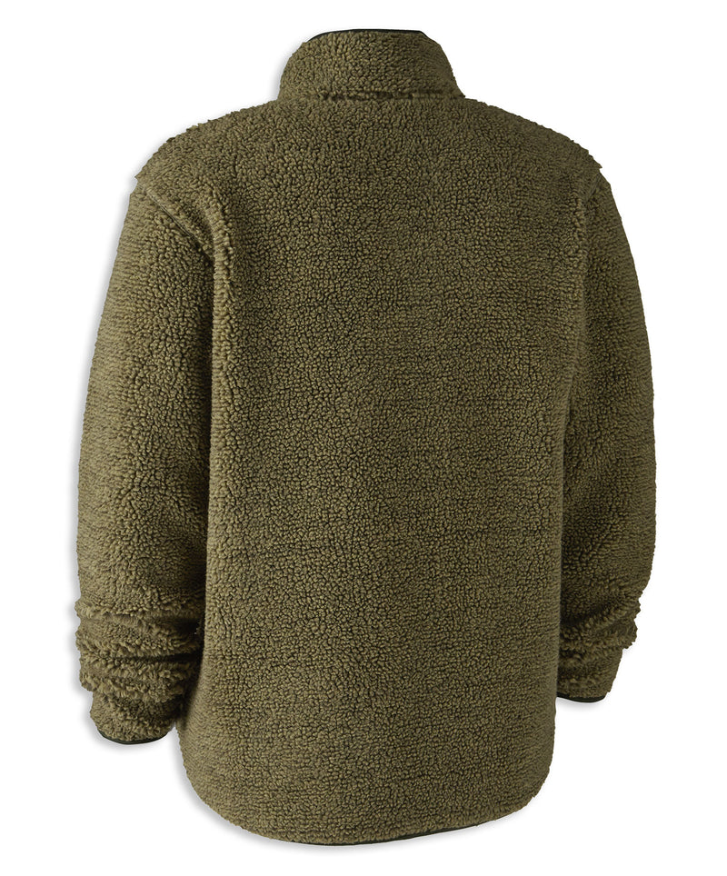 Back Deerhunter Sherpa Fleece