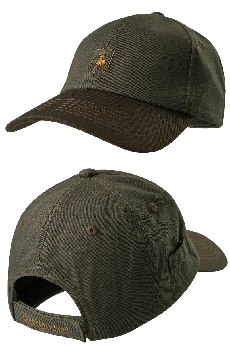 Deerhunter Bavaria Shield Cap | Bark