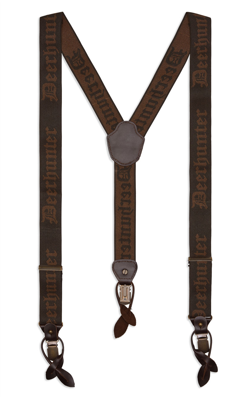 Deerhunter Combi Braces, Buttons and Clips