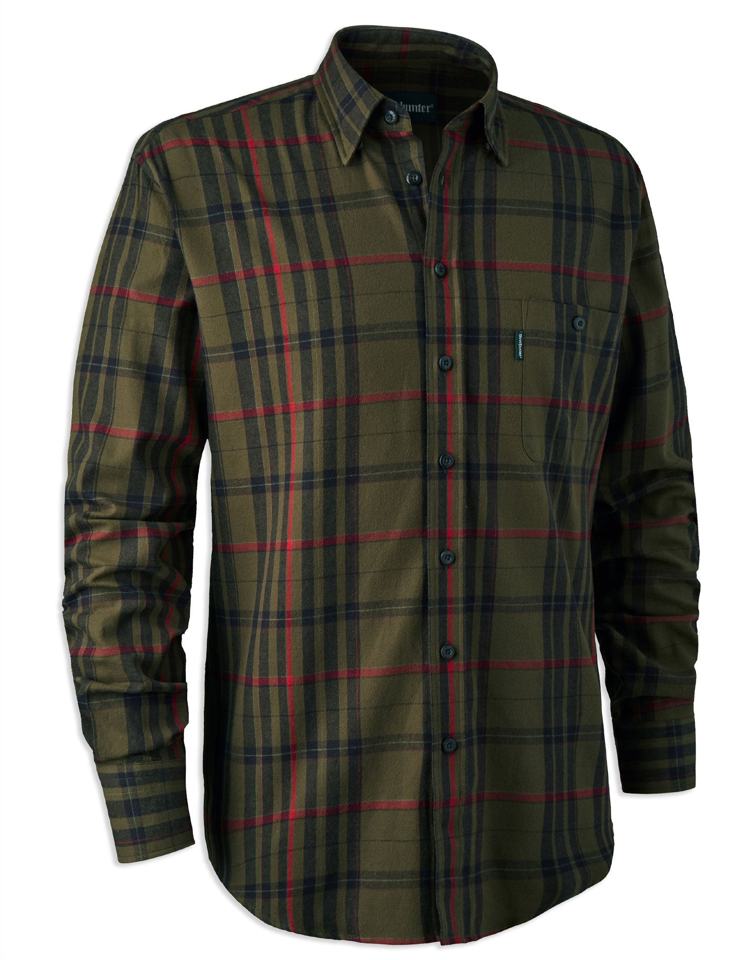Deerhunter Larry Check Shirt