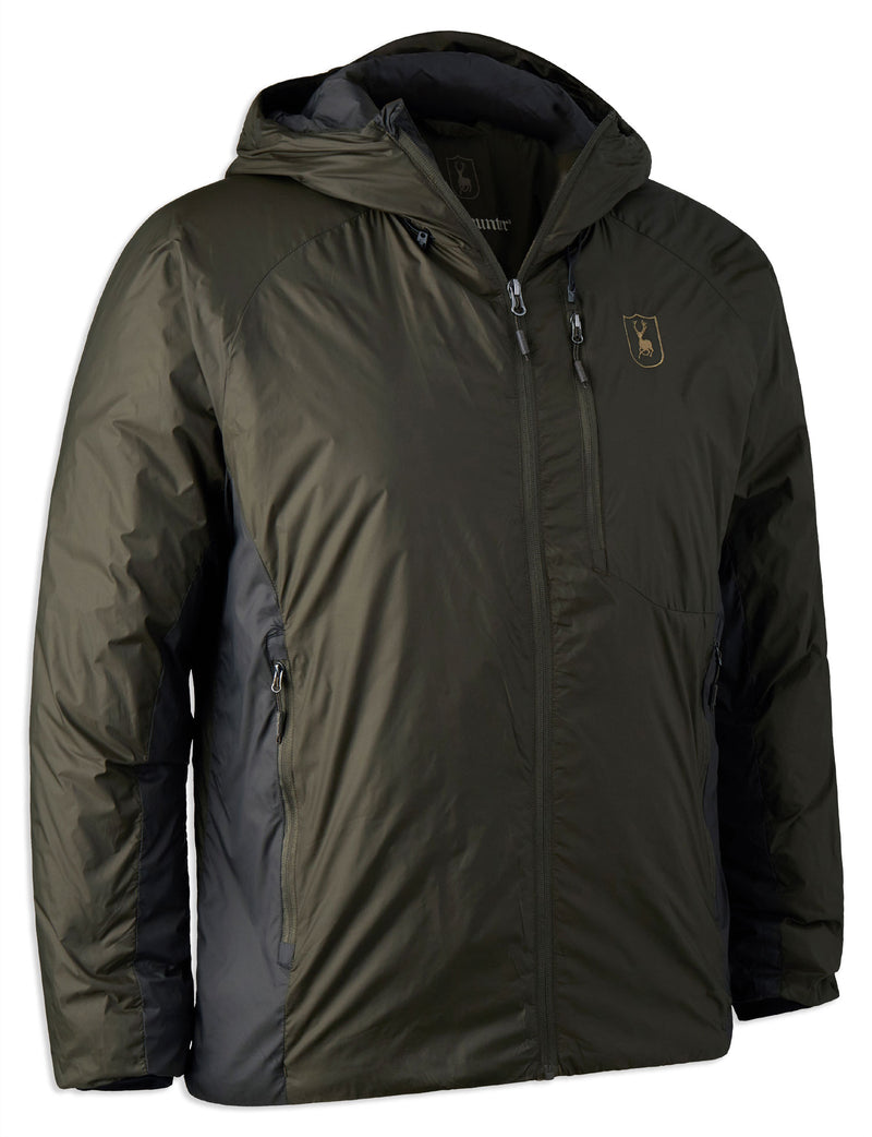 Deerhunter Packable Jacket | Deep Green