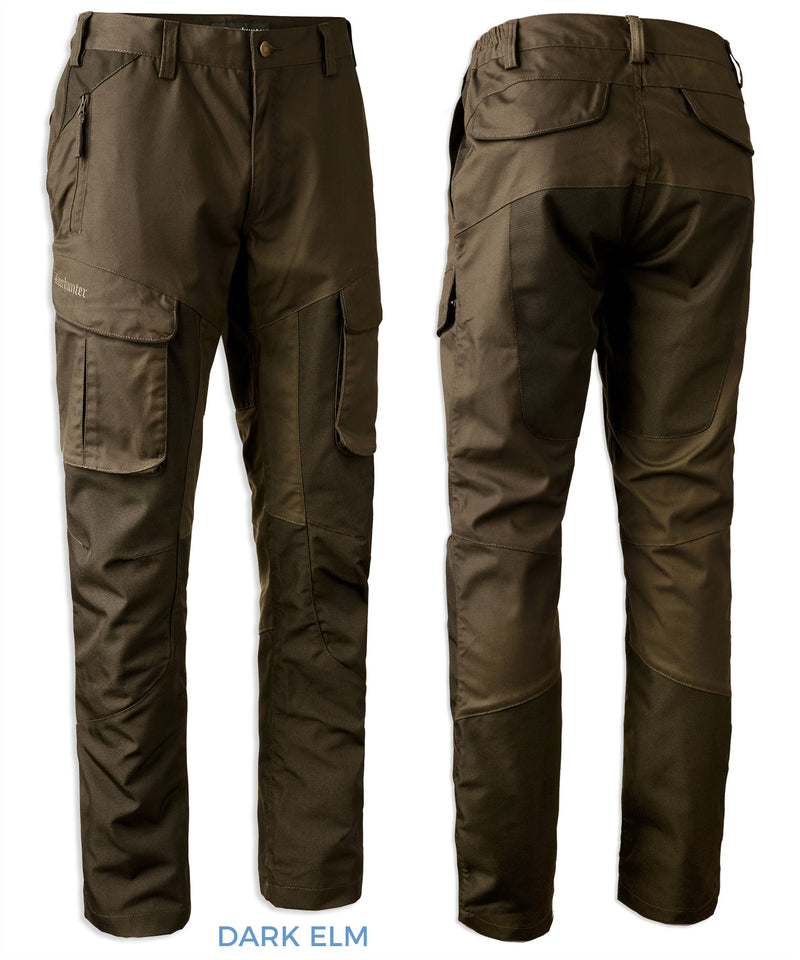 Dark Elm Deerhunter Reims Trousers with Reinforcement