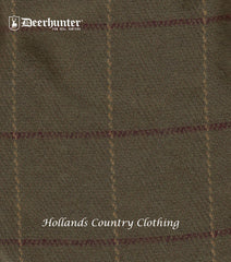 Deerhunter Mosstone Tweed Swatch for jacket woodland shooter