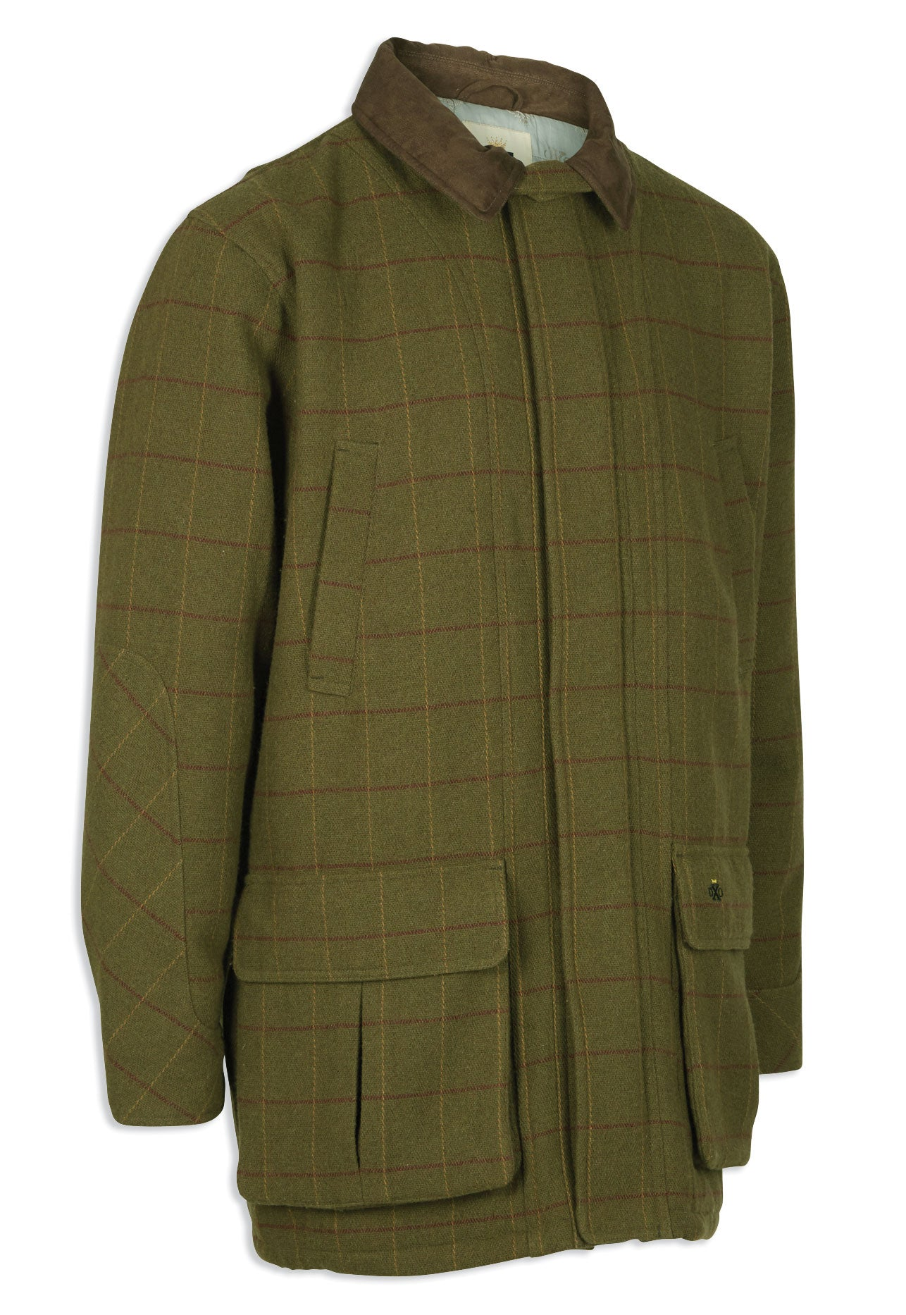 Mosstone Deerhunter Woodland Waterproof Tweed Shooting Jacket