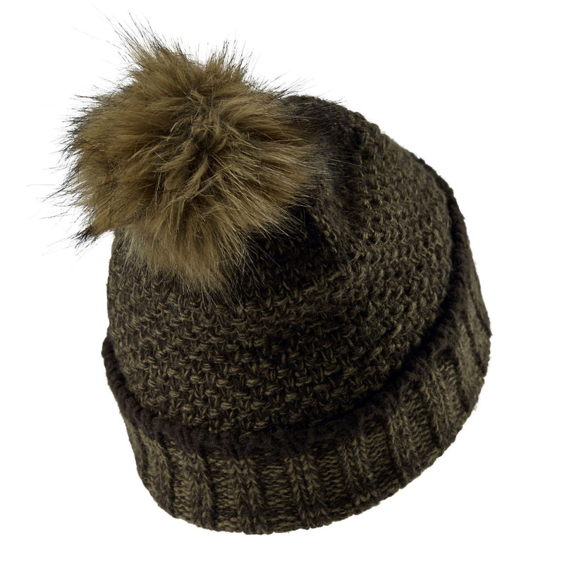 Deerhunter Lady Knitted Pom Beanie