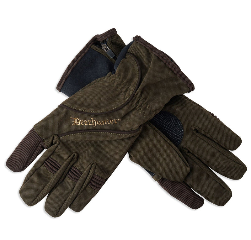 Deerhunter Muflon Light Gloves | Art Green
