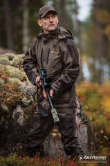 Shooting wearing Deerhunter Upland Jacket with Reinforcement