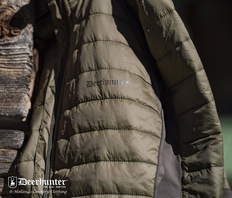 Deerhunter Quilted jacket
