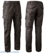 Deerhunter Reims Trousers with Reinforcement |  After Dark Green