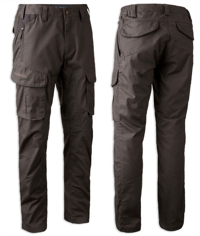 Deerhunter Reims Trousers in dark green