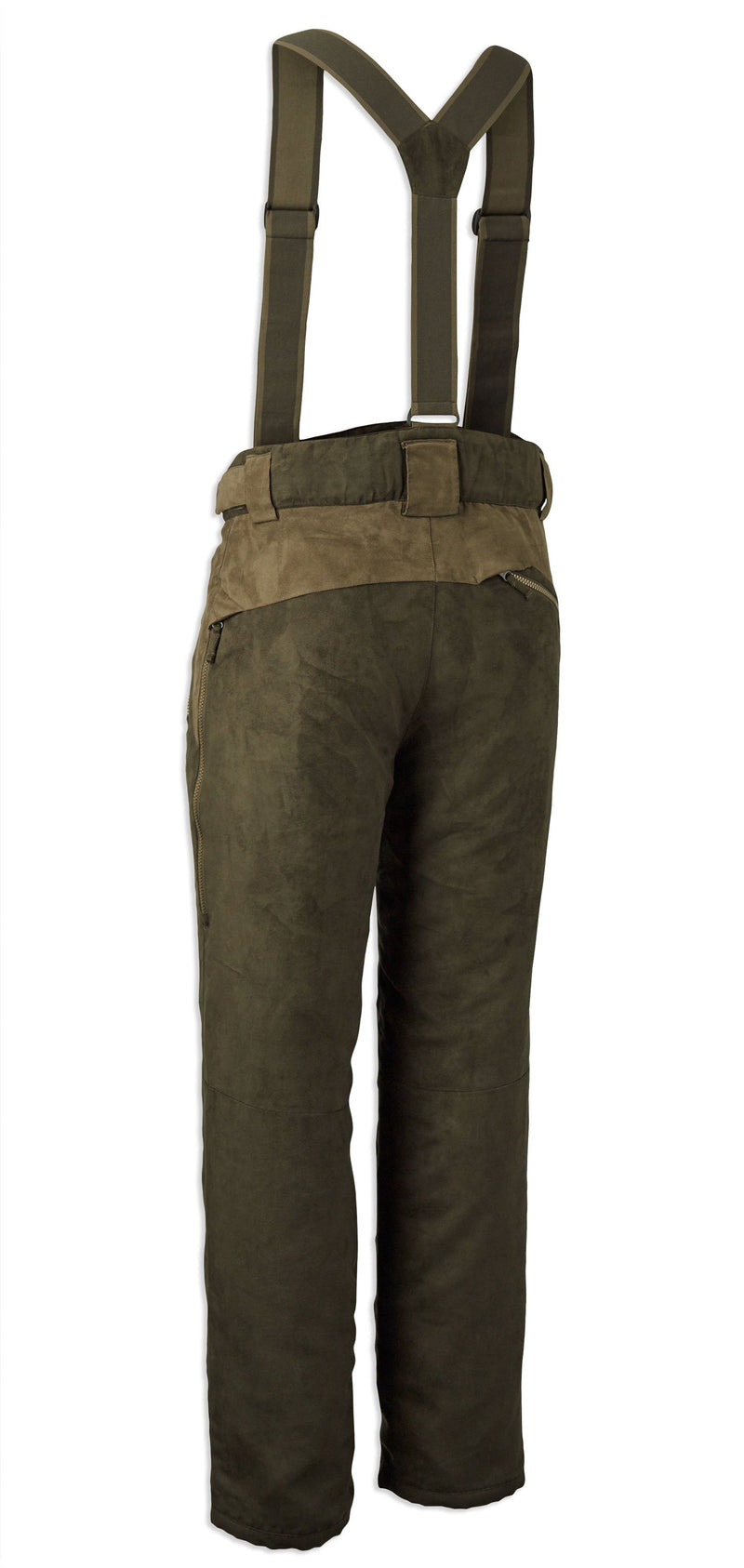 Back View Deerhunter Deer Trousers Waterproof shooting trousers