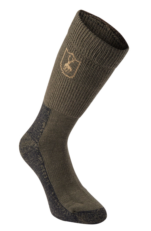 Deerhunter Wool Socks Deluxe | Short