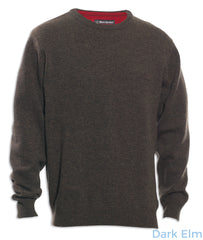 lambs wool sweater Deerhunter Hastings Knit O-neck Sweater