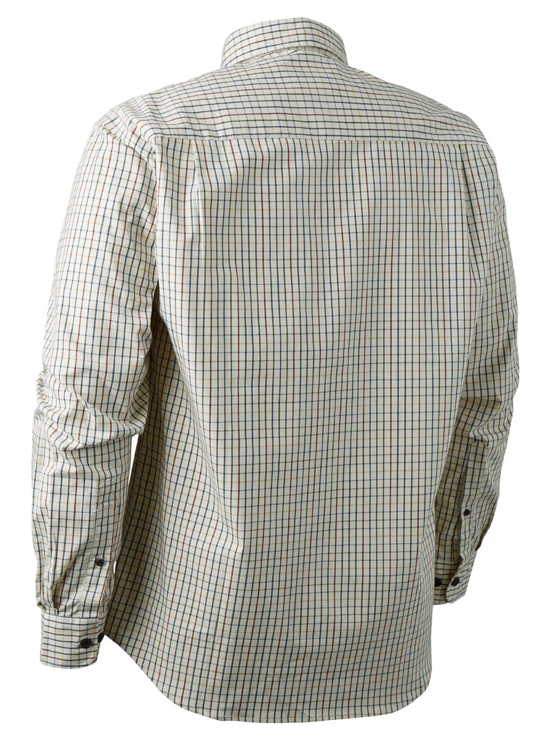 Back View Deerhunter Jeffrey Tattersall Shirt