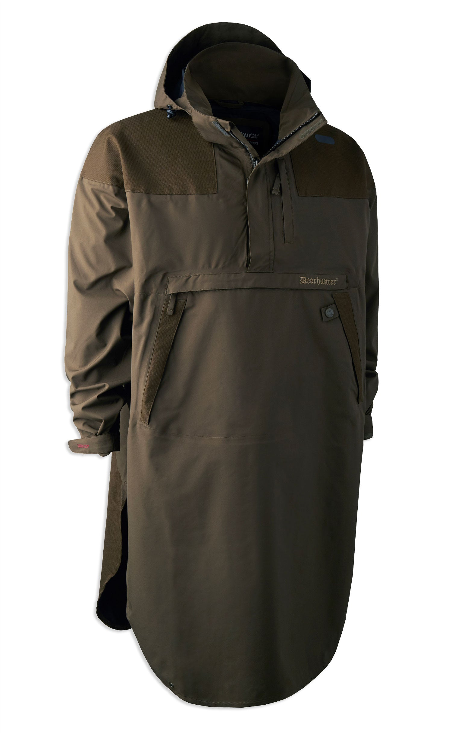 Deerhunter Track Rain Long Anorak