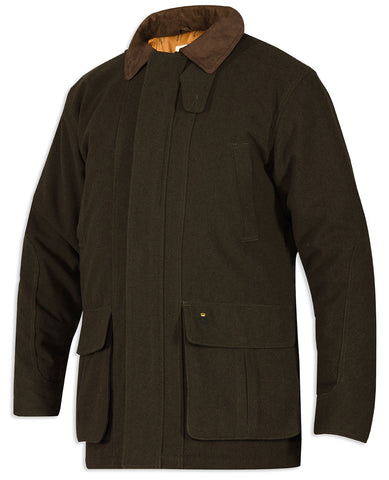Deerhunter Woodland Waterproof Shooting Jacket | Loden Green