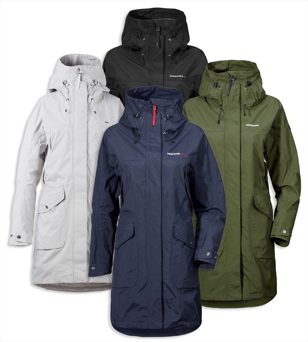 62dbd8b2d69 Didriksons Thelma Waterproof Parka – Hollands Country Clothing