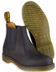 Doc Martens Classic Brown Gusset Boot